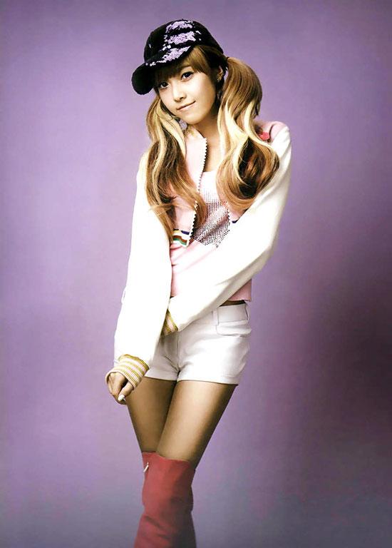 Jessica of Korean pop group Girls Generation