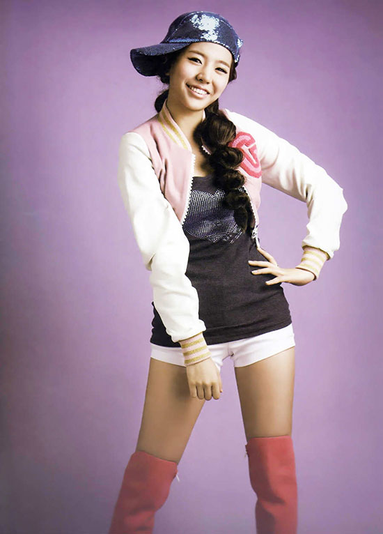 Sunny of Korean pop group Girls Generation