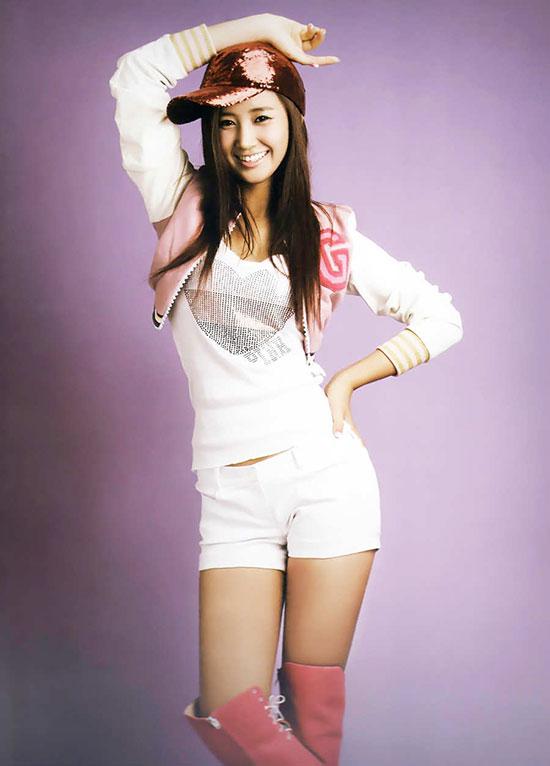 Yuri of Korean pop group Girls Generation