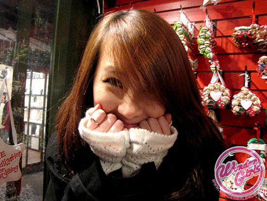 Sun Mi of Korean pop group Wonder Girls