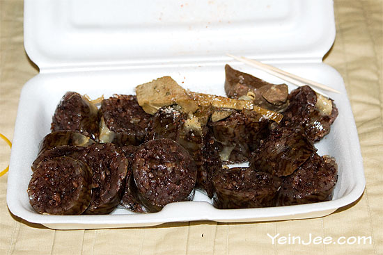 Sundae, Korean blood sausage