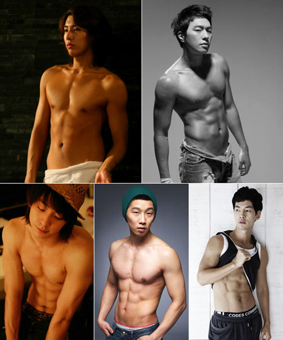 Korean hunks from drama Pasta