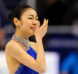 Kim Yuna wins gold at Vancouver 2010 Winter Olympics