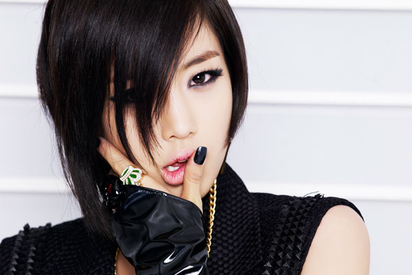 T-ara Eunjung I Go Crazy Because of You