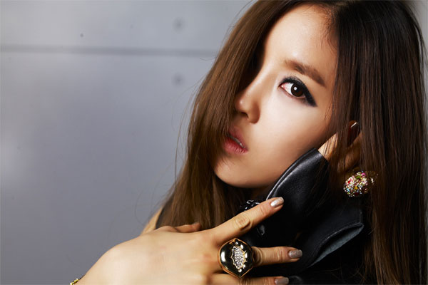 T-ara Hyomin I Go Crazy Because of You