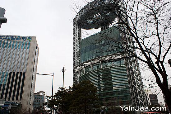 Jongno Tower in Seoul