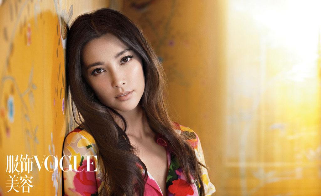 Li Bingbing on Chinese Vogue (A...