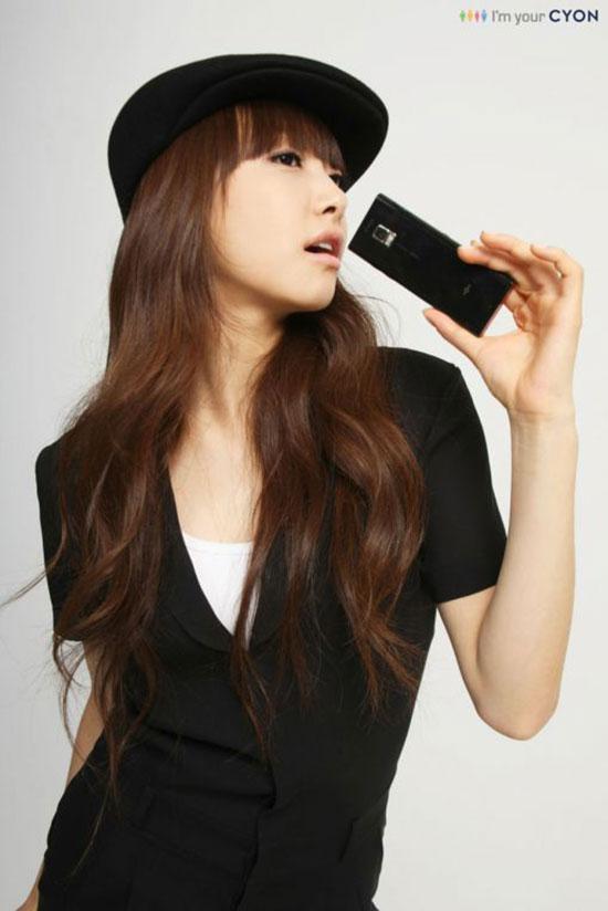 f(x) Krystal LG Cyon