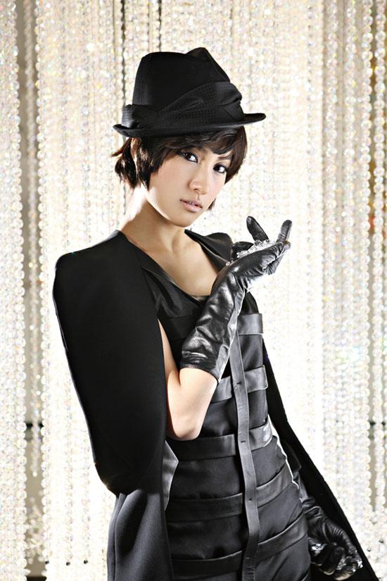 Kara Park Gyuri Lupin Korean album