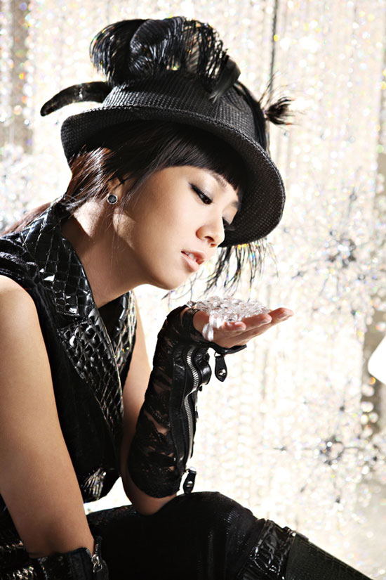 Kara Han Seung-yeon Lupin Korean album