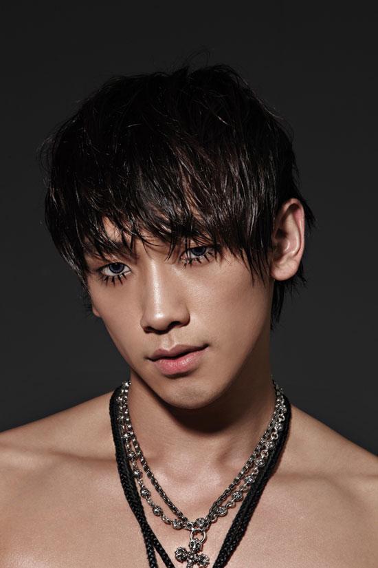 Korean pop star Rain Back to The Basic