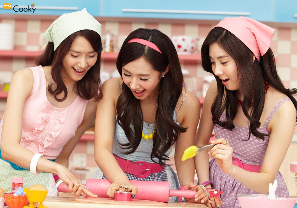 SNSD LG Cyon Cooky HD picture