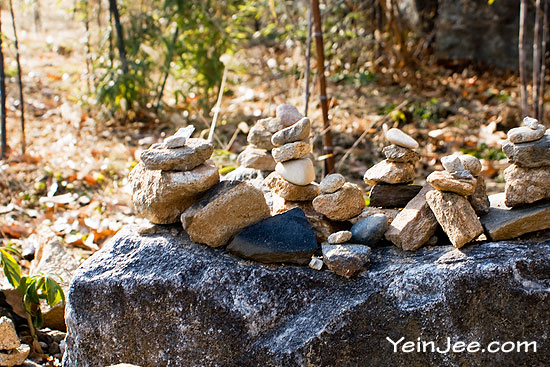 Stone pagoda, South Korea