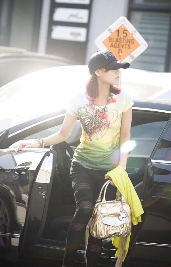 Wonder Girls Yoobin EXR Wonder Style 2