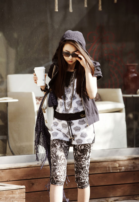 Wonder Girls Sohee EXR Wonder Style 2