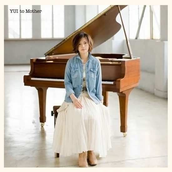 Japanese singer Yui To Mother single album