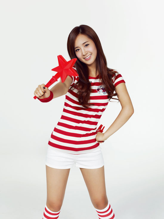SNSD Yuri Red It with SPAO