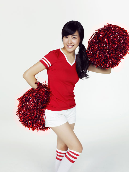 SNSD Tiffany Red It with SPAO