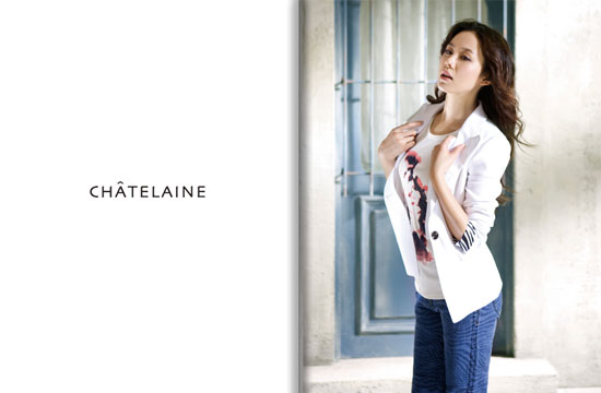Son Ye-jin Chatelaine Summer 2010