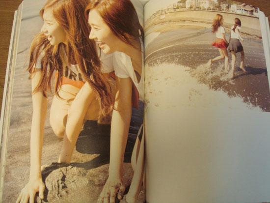 SNSD Japan photo book