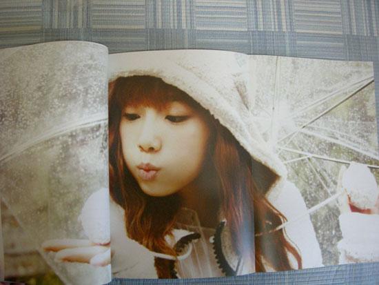 SNSD Taeyeon Japan photo book