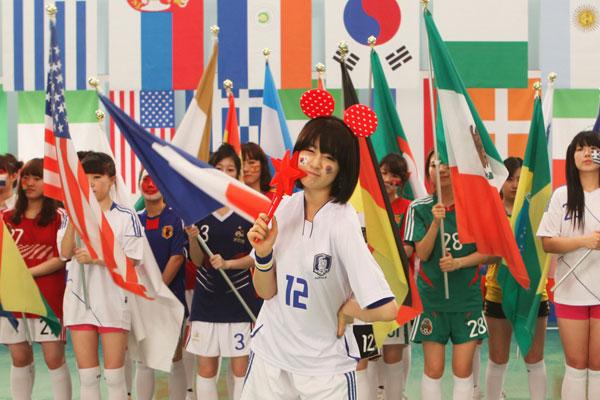 T-ara Jiyeon World Cup