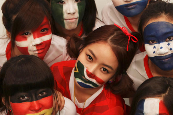T-ara Soyeon We Are The One