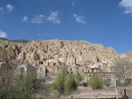 Kandovan Village, Tabriz, Iran