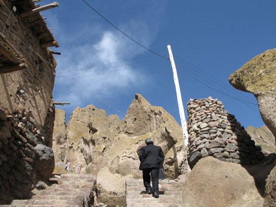 Kandovan Village, East Azarbaijan, Iran