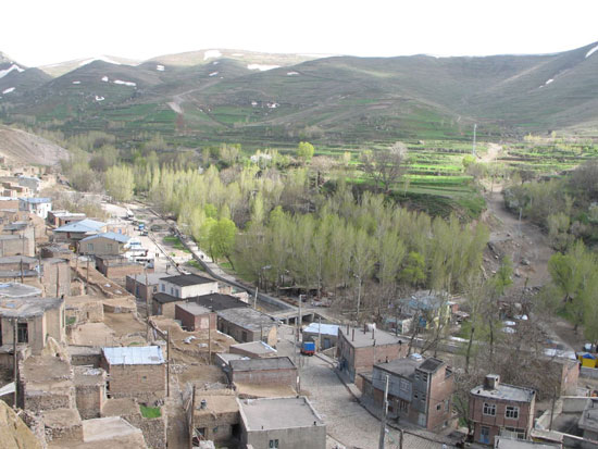 Kandovan Village, Tabriz, East Azarbaijan