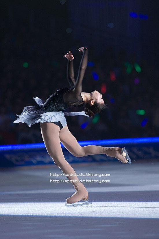 Kim Yuna at All That Skate Korea