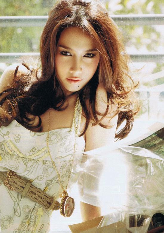 Aum Patchrapa Chaichua Thai InsideTV Magazine