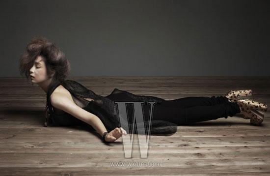 Shin Se-kyung Korean W Magazine