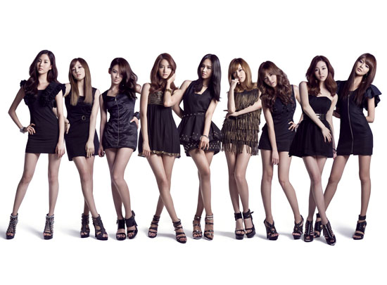 Girls Generation Japan Genie photo