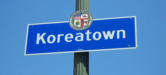 K-Town Korean Town, Los Angeles