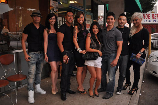 K-Town reality show cast