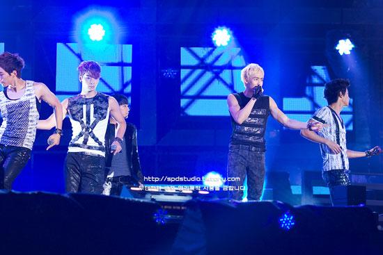 2PM at Socho Korean Music Festival