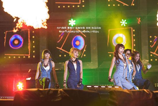 4minute at Socho Korean Music Festival