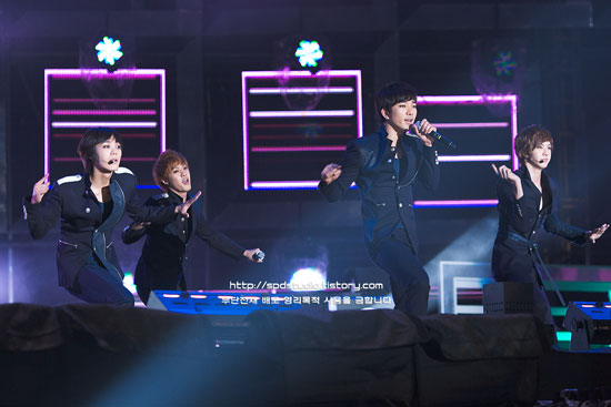 MBLAQ at Socho Korean Music Festival