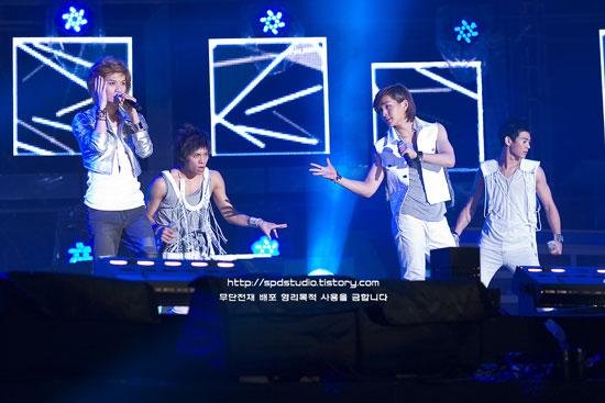 SHINee at Socho Korean Music Festival