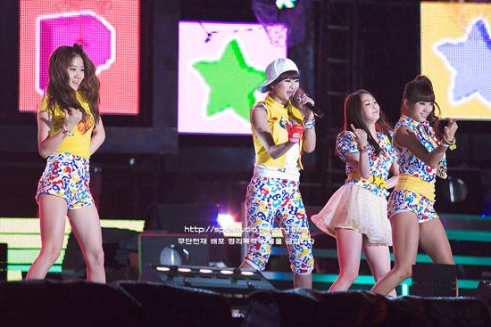 Sistar at Socho Korean Music Festival