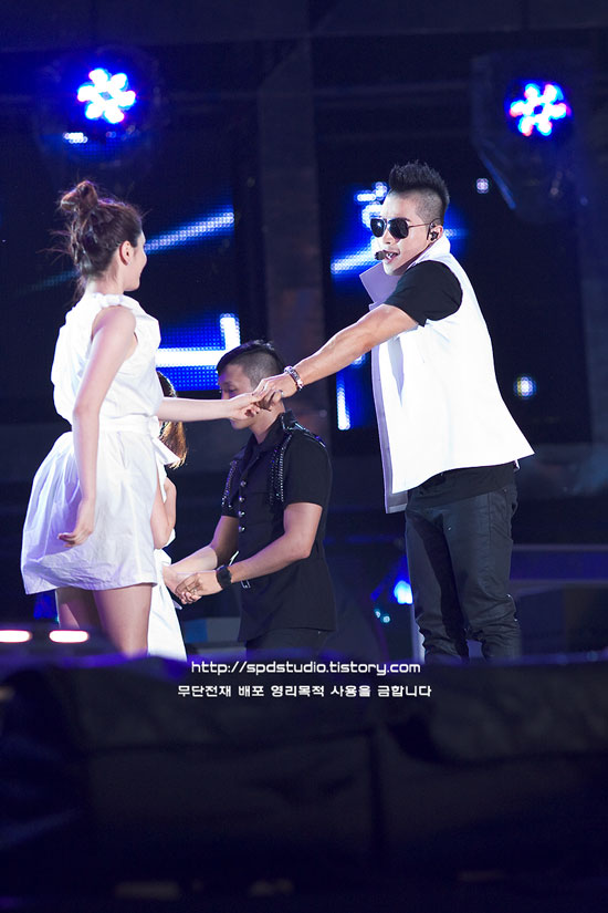 Taeyang at Socho Korean Music Festival