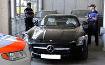 Swede faces biggest speeding fine in Switzerland