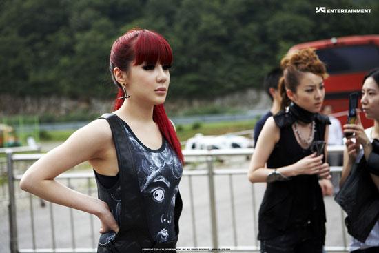 2ne1 Park Bom Go Away photo