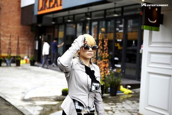 2ne1 CL Go Away photo