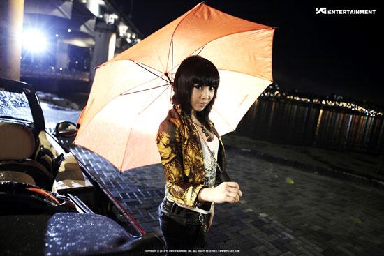 2ne1 Minji Go Away photo