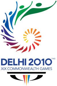 Delhi Commonwealth Games 2010 logo