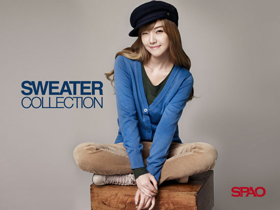 girls generation wallpaper. Girls Generation Jessica SPAO