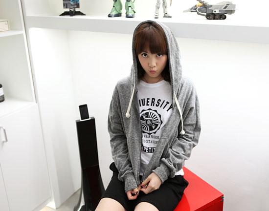 Kara Jiyoung Karaya September photo shoot