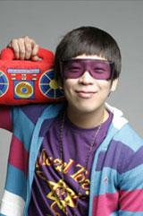 Korean singer MC Mong